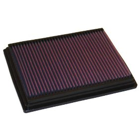 Show details of K&N 33-2153 Replacement Air Filter.
