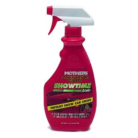 Show details of Mothers 08216 California Gold Showtime Instant Detailer - 16 oz.
