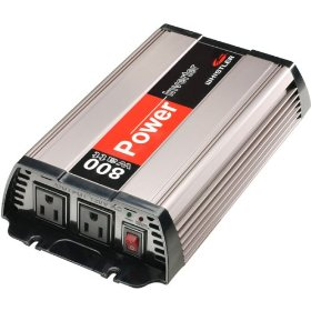 Show details of Whistler PI-800W Power Inverter.