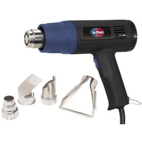 Show details of All Power America APT2005 4 Piece Heat Gun Kit.