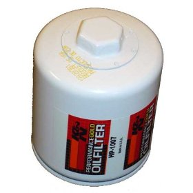 Show details of K&N HP-1007 Oil Filter.