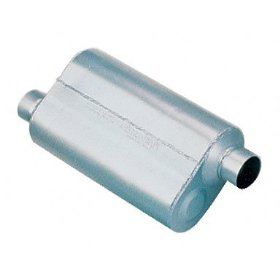 "Show details of Flowmaster 42443 40 Series Delta Flow 2.25"" In/Out Muffler."
