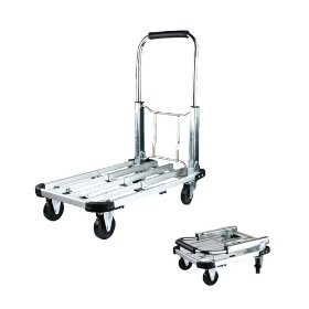 Show details of Grip Folding Aluminum Platform Dolly.