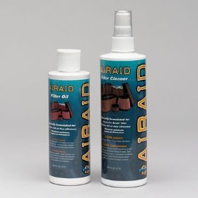 Show details of Airaid 790-550 Premium Cleaning Kit.