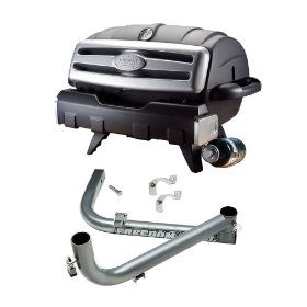 Show details of Freedom Grill FG-50 Hitchmount Portable Propane BBQ Grill.