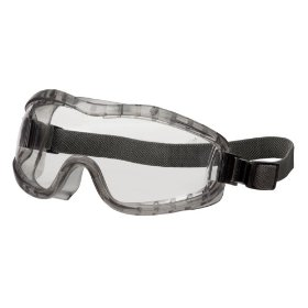 Show details of MCR Safety C2320AF Stryker Goggle, Indirect Vent, Elastic Strap, Clear Anti-Fog Lens.