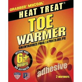 Show details of 40/PK TOE WARMER ~ GRABBER PERFORMANCE GROUP ~.