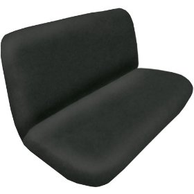 Show details of Elegant 84111 Primnit Bench Seat Cover.