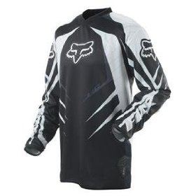 Show details of Fox Racing HC Jersey - 2008 - 2X-Large/Black.