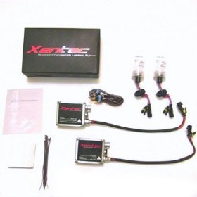 Show details of XenTec HID conversion kit 9006 (HB4) 8000K Single Beam Xenon (Thunder Blue).