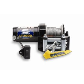 Show details of Superwinch 1120210 LT2000 ATV Winch.