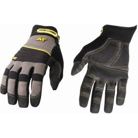 Show details of Youngstown Glove Co. 03-3050-78-M Pro XT Performance Glove Medium, Gray.