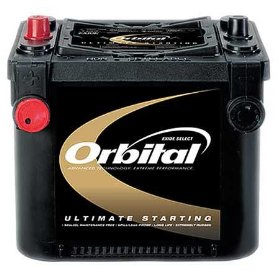 Show details of Exide ORB75DT-84 Select Orbital Sealed VRLA (AGM) Automotive Battery.