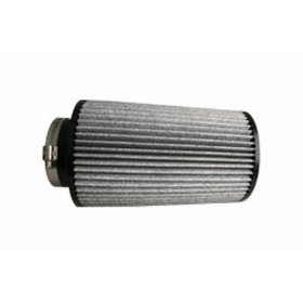 "Show details of AEM 21-203DK 3"" Inlet x 5"" Element Dryflow Air Filter."
