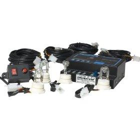 Show details of 80-watt Strobe Kit, Police, Construction, Utility, Security Strobe Kit.
