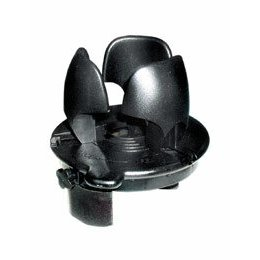 Show details of DELUXE WIZARD CUP HOLDER -- BLACK.