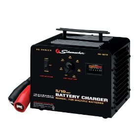 Show details of Schumacher SE-1072 Multi-Battery Charger.