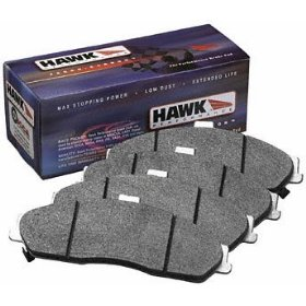Show details of Hawk Performance HB145F570 Brake Pads.