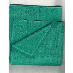 Show details of Green Real Clean All Purpose Plush Microfiber Bargain Towel.