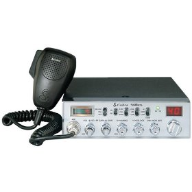 Show details of Cobra 148 GTL 40-Channel Classic CB Radio.