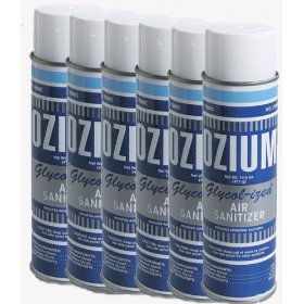 Show details of Ozium Original Air Freshener (6 Pk).