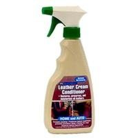 Show details of Blue Magic 850-06 Leather & Vinyl Conditioner. 16 oz..