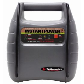 Show details of Schumacher IP-125 Instant Power Jump Starter With 12 Amp Hour Battery.