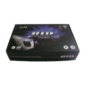 Show details of JLM SLIM HID Conversion Kit H1 6000K (Diamond White).