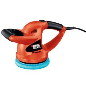 Show details of Black & Decker WP900 6-inch Random Orbit Waxer/Polisher.