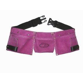 Show details of Girlgear Industries 67 Mini Pink Tool Belt for Girls.
