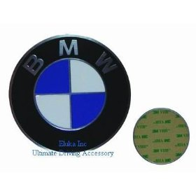 Show details of BMW Genuine Wheel Center Cap Emblem Decal Sticker 70mm.