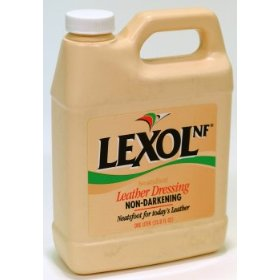 Show details of Lexol 1412 nF Neatsfoot Leather Conditioner 33.8 oz. (1 Liter).