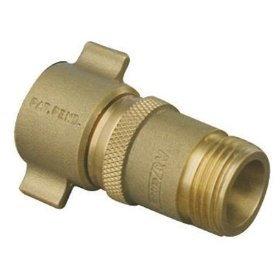 Show details of Camco Manufacturing Inc. 40053 Brass Water Pressure Regulator.