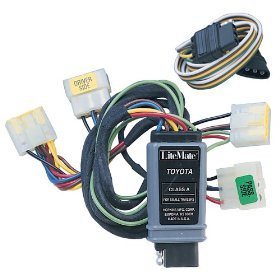 Show details of Hopkins Plug-In Simple 43315 T Connector Wiring Kit For Toyota Pickups, Tacoma (Except T100), '84-04.