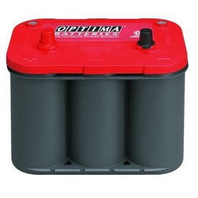 Show details of Optima Batteries 8002-002 34 RedTop Starting Battery.