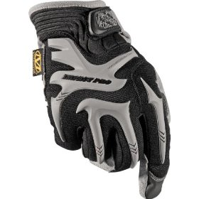 Show details of Mechanix Wear H30-05-010 Large Impact Pro Glove, Black.