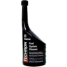 Show details of Chevron Techron Fuel System Cleaner (20 oz.).