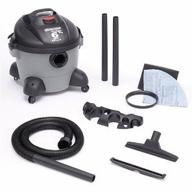 Show details of Shop-Vac 5850600 6-Gallon 3 HP Wet/Dry Vacuum.