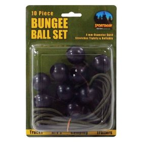 Show details of Buffalo Tools BBALL10 Sportsman Series Bungee Ball Set, 10-Piece.