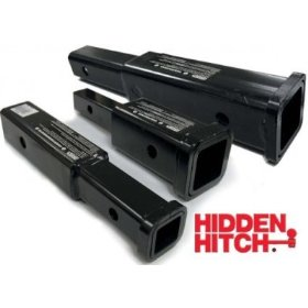Show details of Hidden Hitch 80305 Receiver Extension.