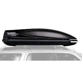 Show details of Thule 687B Atlantis 1800 Rooftop Cargo Box (Black).
