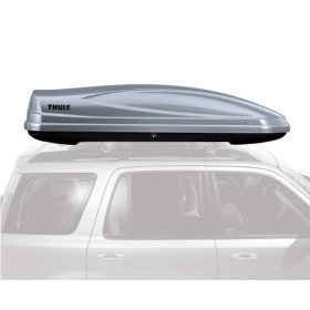 Show details of Thule 688 Atlantis 2100 Rooftop Cargo Box (Silver).