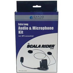 Show details of Helmet Clamp for Scala-rider� Teamset / Q2 / Multiset Headset (Dual Speaker with Mp3 Jack).