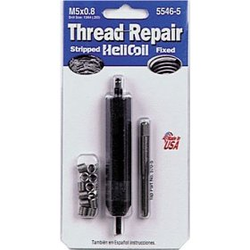 Show details of Helicoil 5546-5 Thread Repair Kit M5 x 0.8.