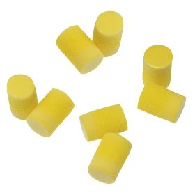 Show details of AO Safety Disposable EAR Plugs 200-Pair Box, Yellow #90581-00000.