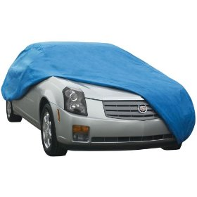 "Show details of 100% Waterproof Car Cover: Fits Cars 170"" - 200""."