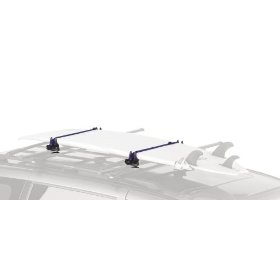 Show details of Thule 554XT Hang Two Rooftop Surfboard Carrier.