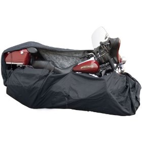 Show details of VIP Motorcycle Cover - Superior Sun & Rain Protection.
