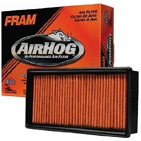 Show details of FRAM PPA7421 Air Hog High Performance Air Filter.