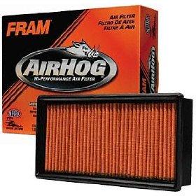 Show details of FRAM PPA7421 Air Hog High Performance Air Filter.